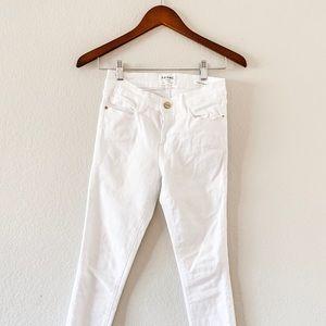 Frame Jeans White 27